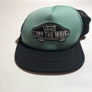 Vans of the Wall hat